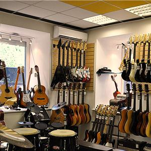 Музыкальные магазины Искитима