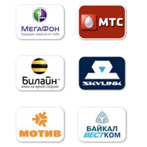 Операторы сотовой связи Искитима