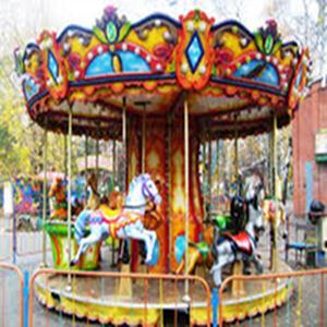 Парки культуры и отдыха Искитима