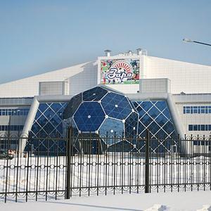 Спортивные комплексы Искитима