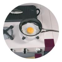 Ресторанно-гостиничный комплекс Охотник - иконка «кухня» в Искитиме